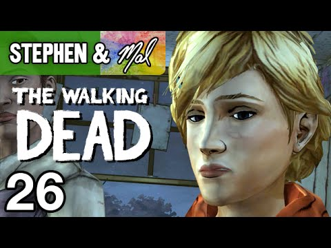 """The Walking Dead #26 - """"To Crawford!"""""""
