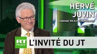 Hervé Juvin : «L'Europe ne se fera pas en défaisant les nations qui la compose»