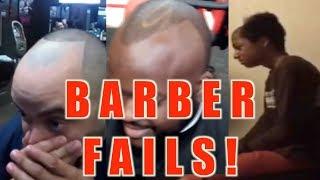 Barber FAILS!