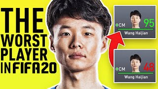 Can Dynamic Potential Make the Worst Player in Career Mode Godly? FIFA 20 Experiment!