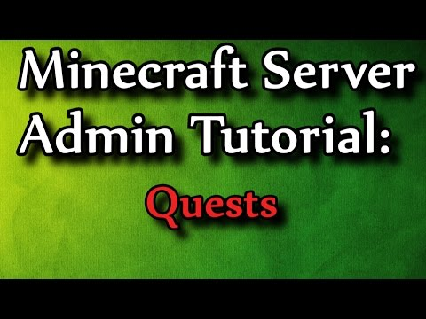 Quests | SpigotMC - High Performance Minecraft