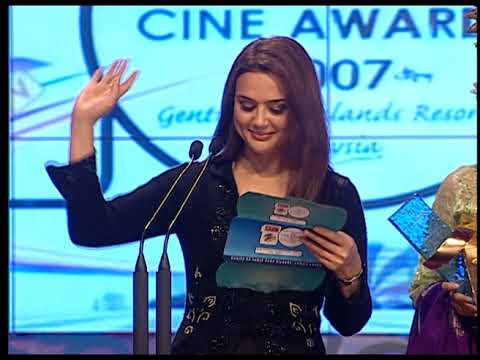 Entertainer Of The Year | SRK for Don | Zee Cine Awards 2007