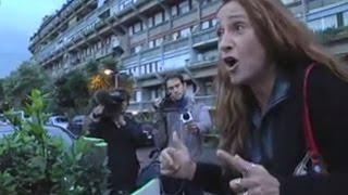 Paola Taverna del M5S cacciata da Tor Sapienza, lo sfogo