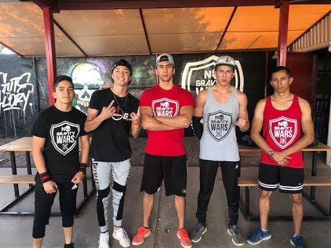 *BLOG DE FREESTYLE* con los atletas de No Gravity Fitness Club