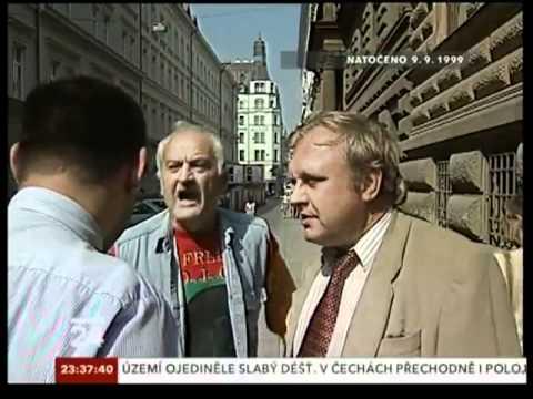 Pavel Winkler. Detail, 7.9.17, 2501277007/2010 (Miloš Zeman - Prezidentské volby ) Rybka.