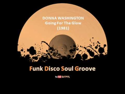 DONNA WASHINGTON-Going For The Glow (1981)