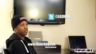 Lil Dirk interview w/ Dj Luis Styles (signed to the streets 3) [jan2015]