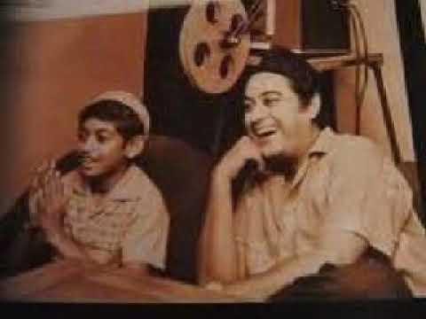 Kishore Kumar interview Part I by Amin Sayani!!