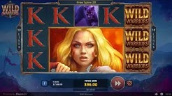Wild Warriors Slot (BONUS SUPER WIN!!!) - CasinoGuy.com
