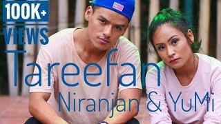 TAREEFAN - VEERE DI WEDDING | QARAN FT. BADSHAH | DANCE CHOREOGRAPHY BY NIRANJAN & YUMI