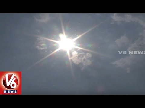 227 Persons Die Of Sunstroke In Telangana State | V6 News