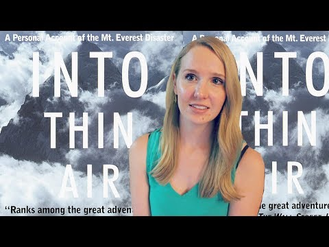 INTO THIN AIR REVIEW!