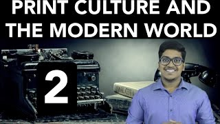 History: Print Culture And The Modern World (Part 2)