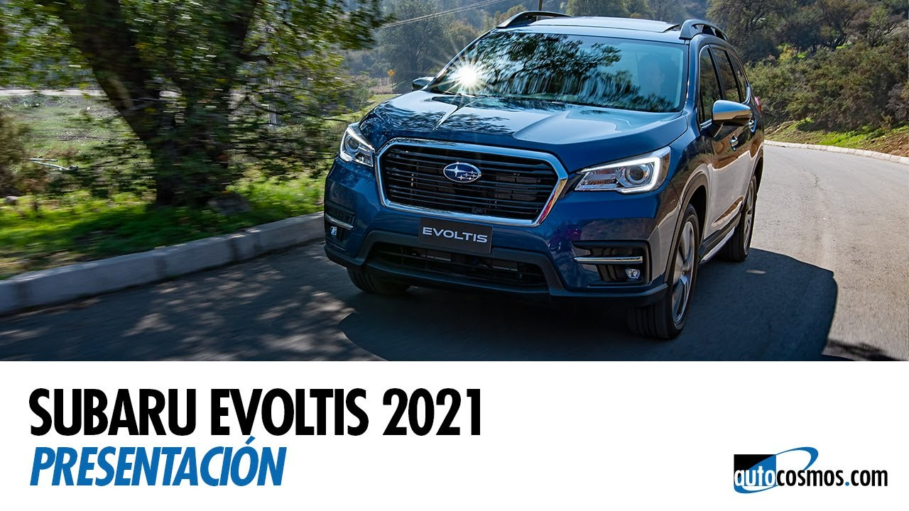 Conocimos al nuevo Subaru Evoltis 2021