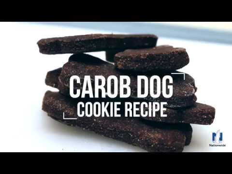 Carob Dog Cookie Recipe