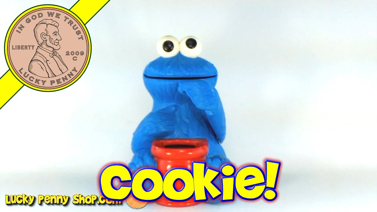 Sesame Street Cookie Crunch Electronic Game 1999 Fisher Price Kids Toy Reviews