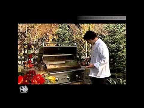 using the prosear burner on a lynx grill - Lynx Grill