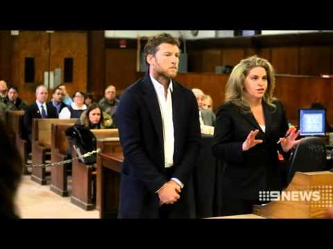 Sam Worthington Charged | 9 News Perth