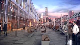 Pier 17 at South Street Seaport