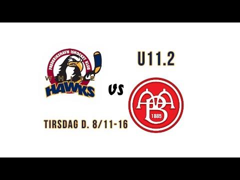 FIK U11.2 vs Aab Tirsdag d 8/11-16 i Aalborg