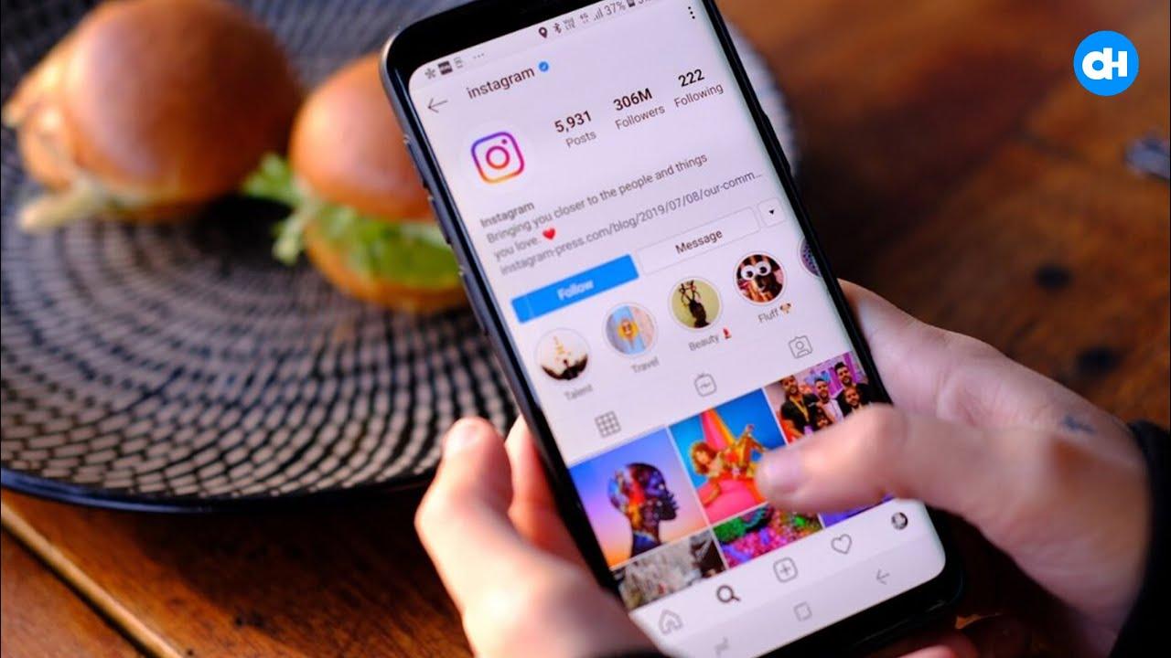 Como remover aplicativos e sites com acesso a conta do Instagram