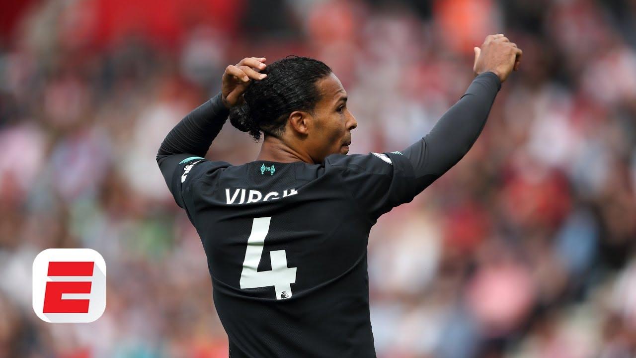 Is Liverpool's Virgil van Dijk the best centre-back ever? | Premier League