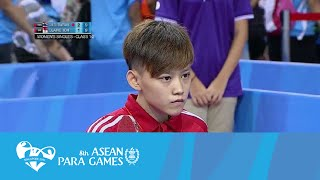 Baixar Table Tennis: Women's Singles-Class 1-2 Finals THA vs SIN (Day 5) | 8th ASEAN Para Games 2015