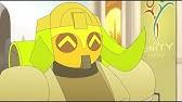 PROJECT: ORISA (Overwatch Animation)