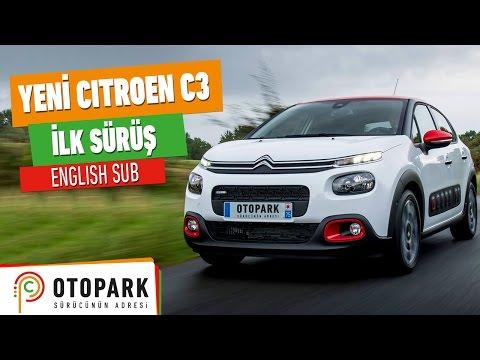 Yeni Citroen C3  İlk Sürüş English Subtitled
