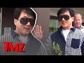 TMZ and Jackie Chan have a Chinese Chat | TMZ