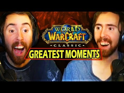 Asmongold's GREATEST Classic WoW Moments