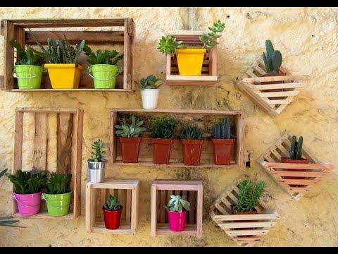 Como tener plantas hermosas en una casa peque a jardin - Jardines de casas pequenas ...