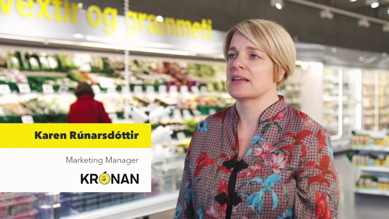 Kronan supermarkets deliver self-checkout with LS Retail software