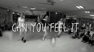 Can You Feel It HD HQ - Aaron Duncan by Momba® Fitness