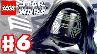 LEGO Star Wars The Force Awakens - Gameplay Part 6 - Chapter 6: Battle of Takodana
