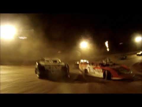 #357 Brain Hooks - Rear Cam - 5-25-13 Wartburg Speedway- In Car Camera