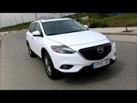 Mazda cx 9 prueba en portalcoches youtube mazda cx 9 prueba en portalcoches thecheapjerseys Image collections