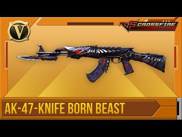 CFL: Thử sức siêu phẩm AK47- Born Beast trên thực chiến kinh hoàng như thế  nào? | Game Online | LAG