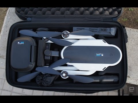 GOPRO KARMA DRONE UNBOXING