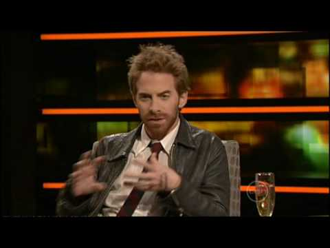 Seth Green interview on ROVE (Australia)