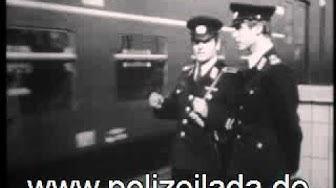 Volkspolizei Transportpolizei