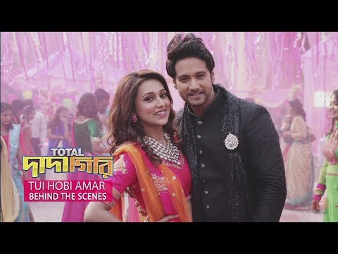Tui Hobi Amar | Behind The Scenes | Total Dadagiri | Yash | Mimi | Jeet Gannguli | Baba Yadav