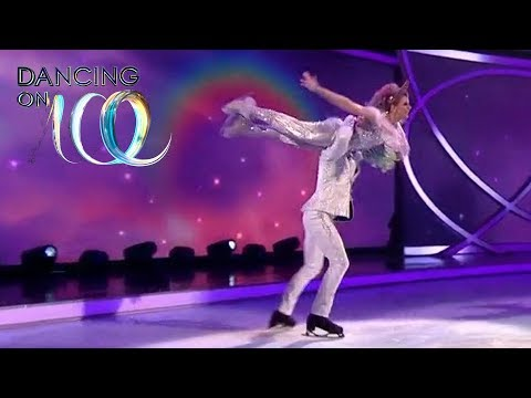 It's a Kinda Magic Skate for Jane! | Dancing on Ice 2019