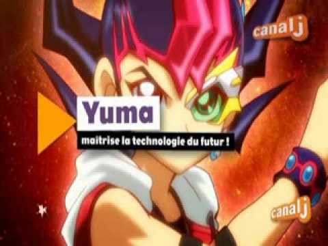 (FR) Yu-Gi-Oh ! Zexal ! Débarque sur Canal J !
