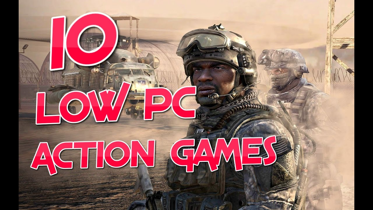 Action Games Free Download For PC / Laptop Full Version