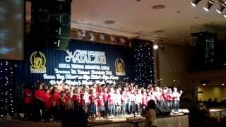 Choir Anak Sekolah minggu..GTI- Batam