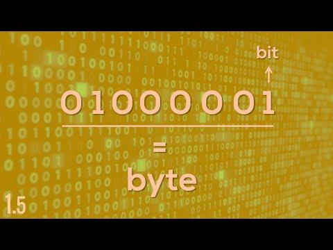 1. 5# Perbedaan Bit Dengan Byte
