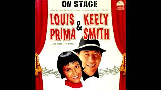 Louis Prima & Keely Smith: On Stage (Full Vinyl Album 1960)