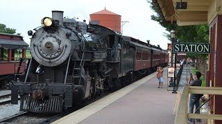 Strasburg Rail Road: Steam on the Road to Paradise