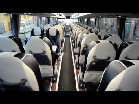 Luxury 70 Seater Coaches - Vanhool TX Altano